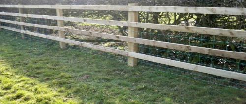 First Post Fencing Agricultural Fencing