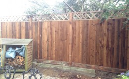 Fencing Services Sussex
